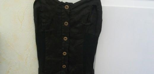 Robe noire (cliquer sur l'article pour plus de photos)